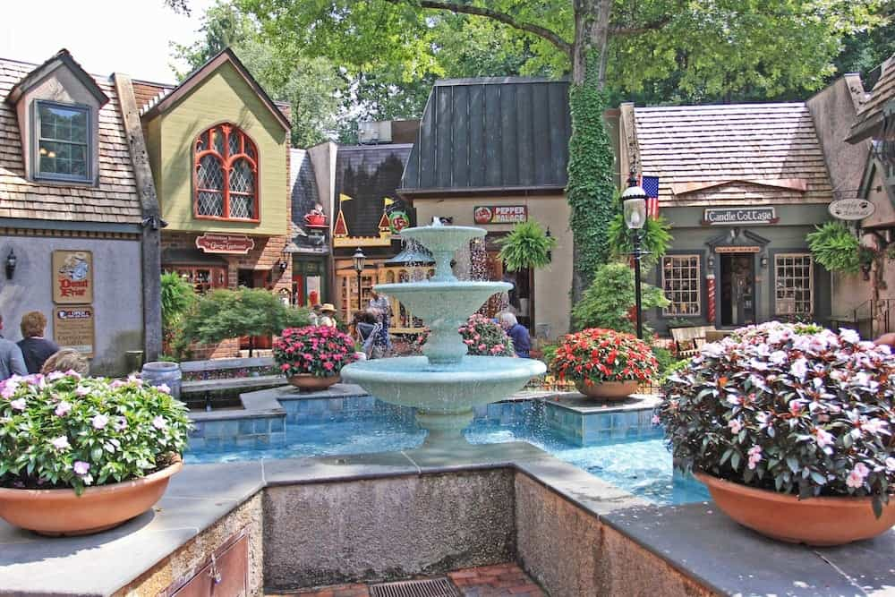 the village in gatlinburg