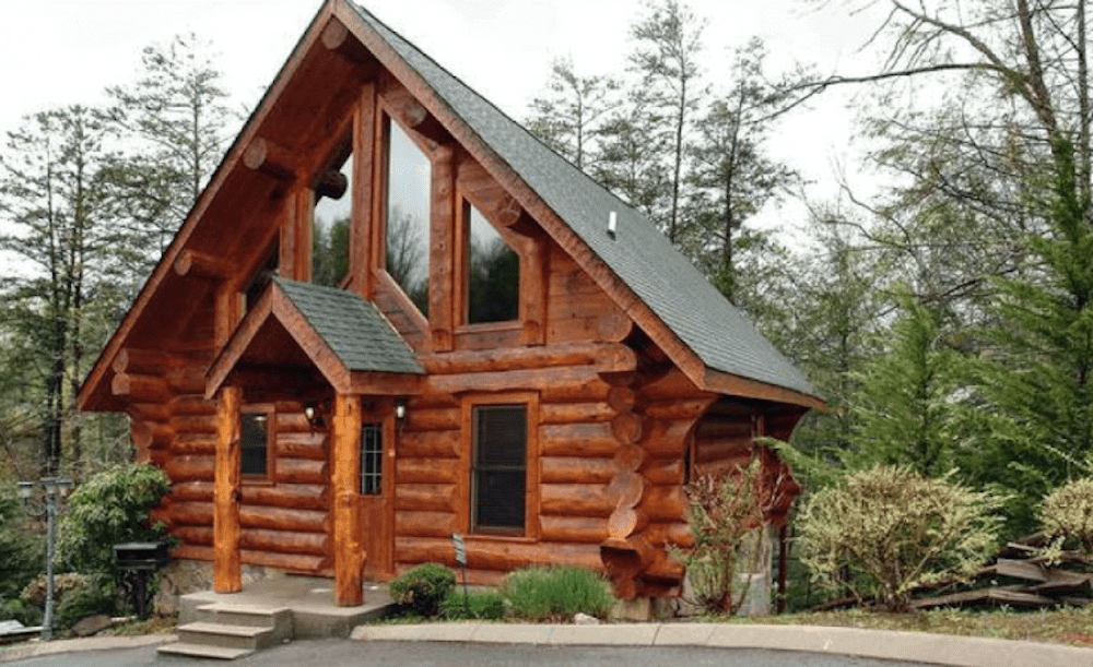 2 bedroom cabin - bear feet lodge