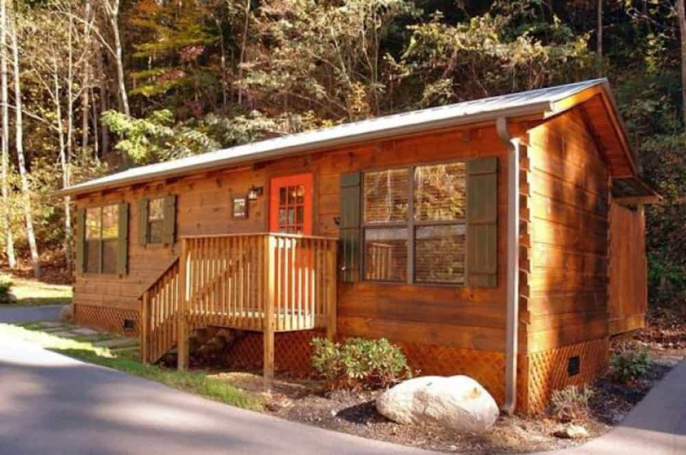 hickory tree cabin
