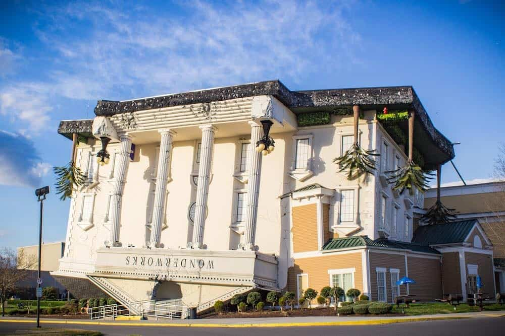 4 Fun Things to Do at WonderWorks in Pigeon Forge